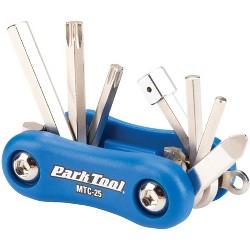 Park MTC-25 Composite Multi-Function Tool Bicycle Multitool Portable Bike Tools