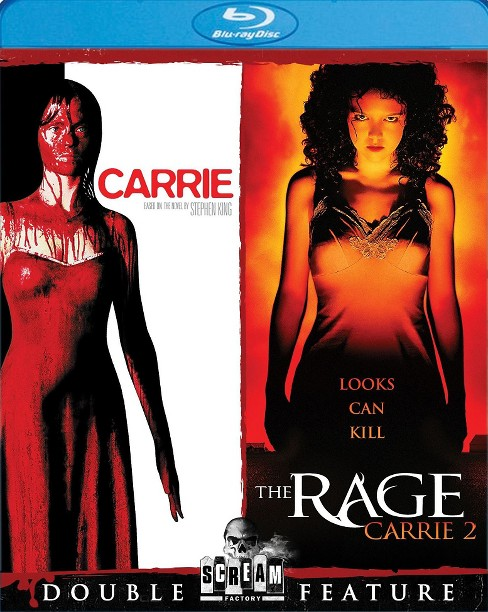 Carrie/Rage:Carrie 2 (Blu-ray) - image 1 of 1