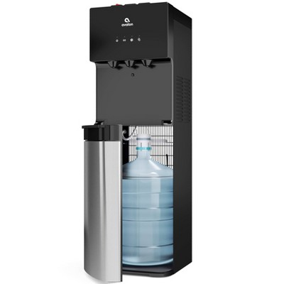 Avalon Bottom Loading Water Cooler and Dispenser - Silver
