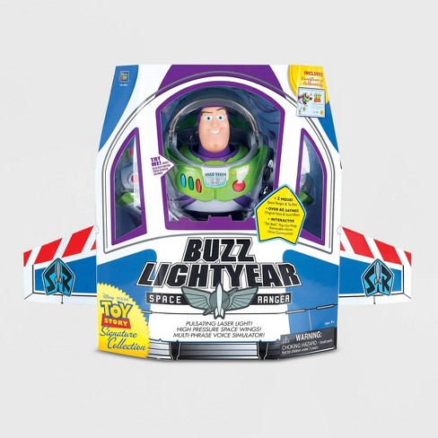 Toy Story Signature Collection Buzz Lightyear - image 1 of 2