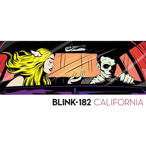 Blink-182 - California (CD) - image 1 of 1