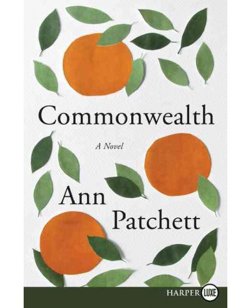 Commonwealth (Paperback) (Ann Patchett) - image 1 of 1