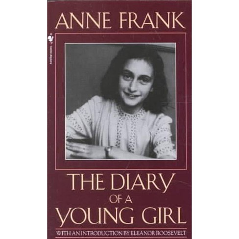 The Diary Of A Young Girl - By Anne Frank (Hardcover) : Target