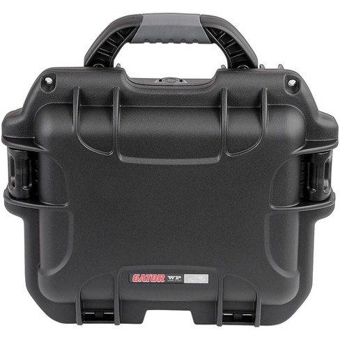 Gator GM-06-MIC-WP Waterproof Injection Molded Case for 6 Microphones Black - image 1 of 6
