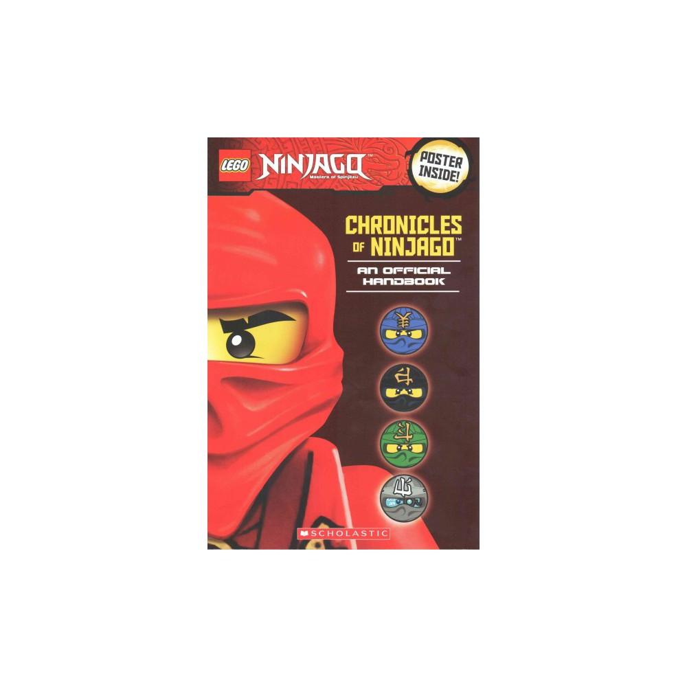 Chronicles of Ninjago ( Lego Ninjago Masters of Spinjitzu) (Paperback)