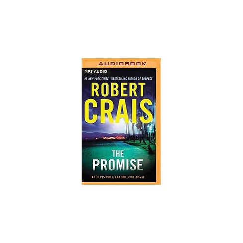 Promise Unabridged Mp3 Cd Robert Crais Target