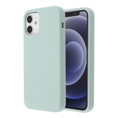 Insten Liquid Silicone Case for iPhone (2020) Soft Slim Cover, Full Body Protection