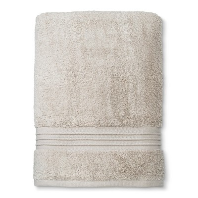 MicroCotton® Spa Bath Towel Tan - Fieldcrest®
