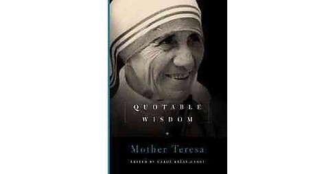 Mother Teresa (Hardcover) - image 1 of 1