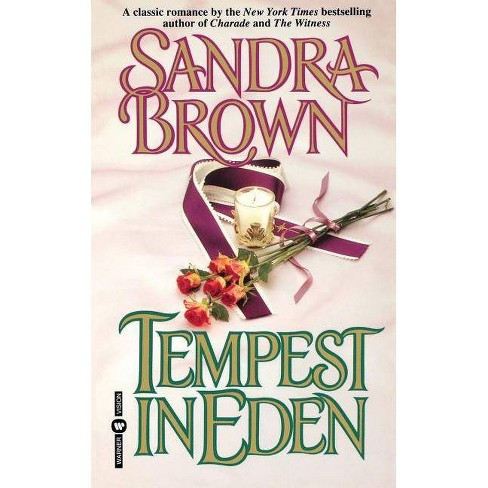 Tempest in Eden - by  Sandra Brown (Paperback) - image 1 of 1
