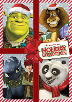 The DreamWorks Holiday Collection (DVD)