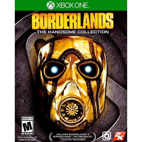 Borderlands: The Handsome Collection PRE-OWNED Xbox One - image 1 of 1