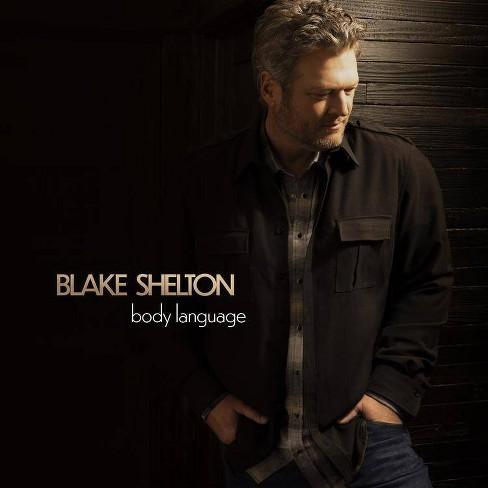 Blake Shelton - Body Language (CD) - image 1 of 1