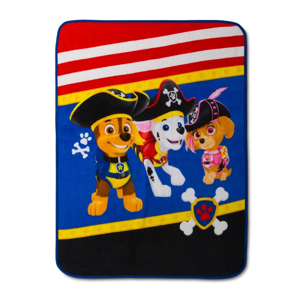 Paw Patrol Pirate Pups Throw Blanket (46