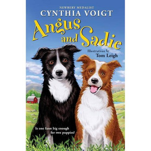 Angus and Sadie - by  Cynthia Voigt (Paperback) - image 1 of 1