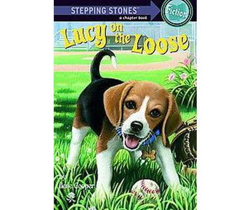 Lucy on the Loose ( Road to Reading) (Reissue) (Paperback) by Ilene Cooper - image 1 of 1