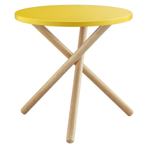 End Table Yellow - image 1 of 6