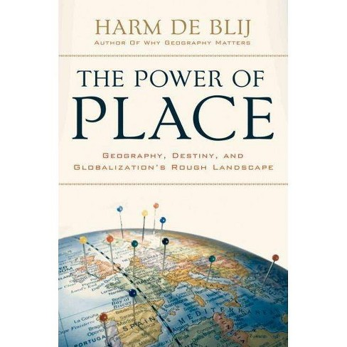 Power of Place - by  Harm J de Blij (Hardcover) - image 1 of 1