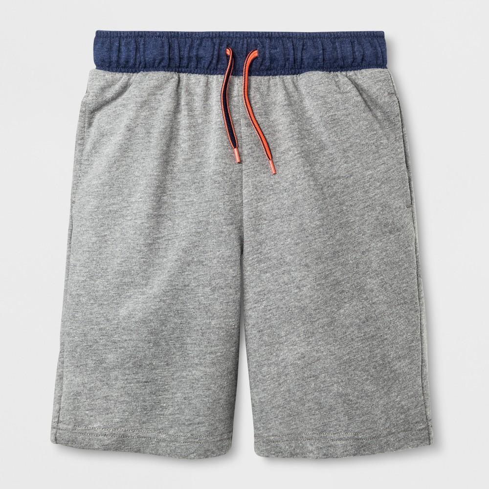 Boys' Knit Shorts - Cat & Jack Gray S