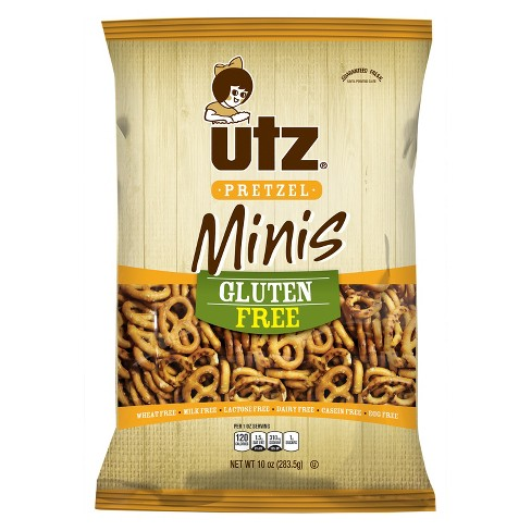 Utz Gluten Free Mini Pretzels - 10oz - image 1 of 1