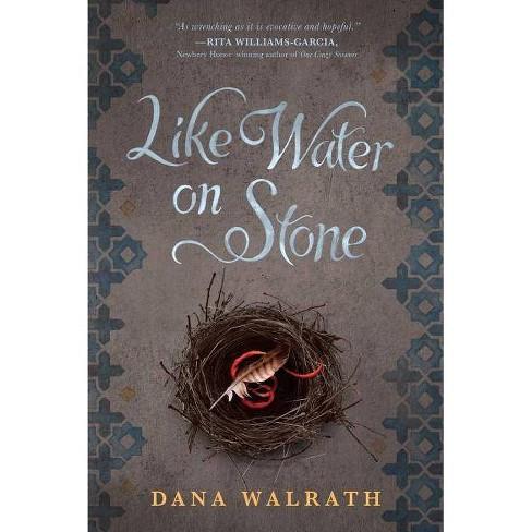 Like Water on Stone - by  Dana Walrath (Paperback) - image 1 of 1