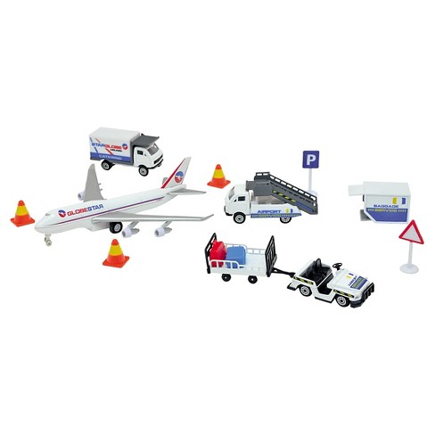 Dickie Toys Airport Playset - image 1 of 11