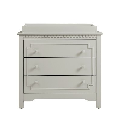 Baby Relax Edgemont Dresser & Topper - Soft Gray