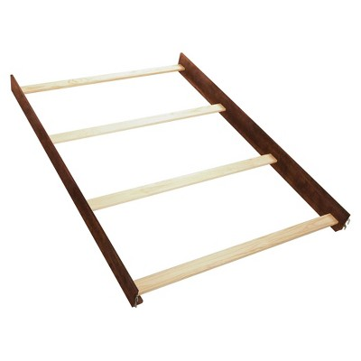 Slumber Time Elite by Simmons Kids' Wood Bed Rails - Espresso Truffle