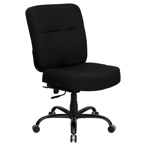 Office Chair Flash Furniture Black - Flash Furniture - image 1 of 4
