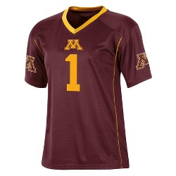 NCAA Minnesota Golden Gophers Boys' Short Sleeve Replica Jersey