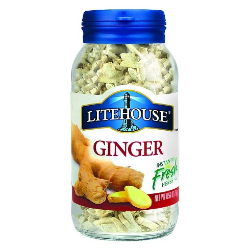 Litehouse Freeze-Dried Ginger - .56oz - image 1 of 1