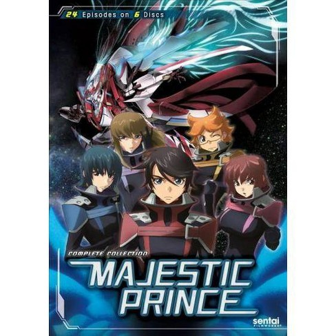 Majestic Prince-complete Collection (Dvd/6 Disc) (DVD) - image 1 of 1
