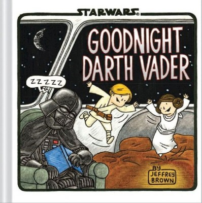 Goodnight Darth Vader (Hardcover)by Jeffrey Brown