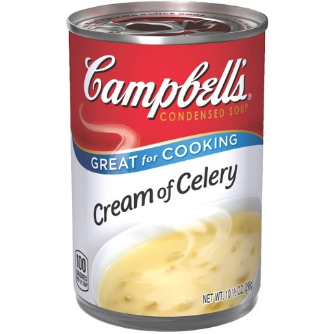 Campbell's Condensed Cream of Celery Soup 10.5oz - image 1 of 4