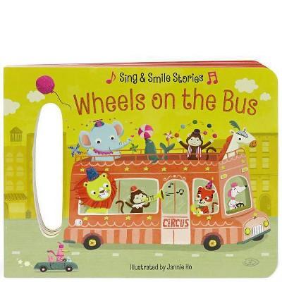 WHEELS ON THE BUS (Board)(Scarlett Wing)