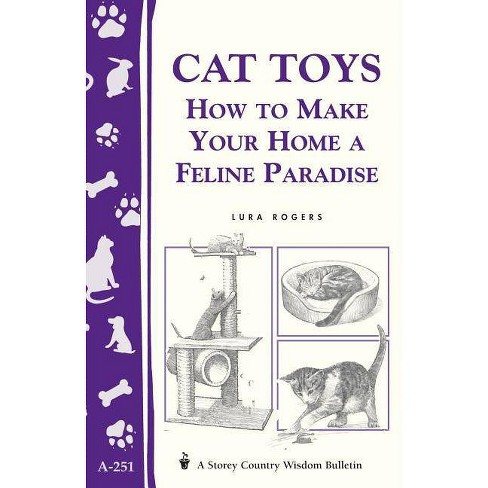 Cat Toys - (Women's Edge Health Enhancement Guide) by  Lura Rogers (Paperback) - image 1 of 1