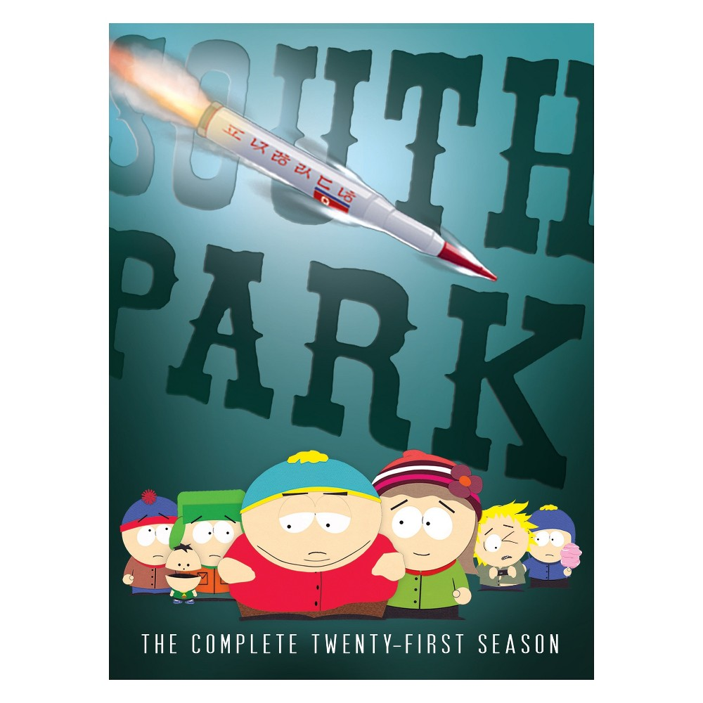 South Park: The Complete Twenty-First Season (Dvd)