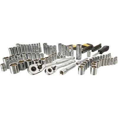 Stanley STMT71652 123-Piece 1/4 in. and 3/8 in. Drive Mechanic's Tool Set