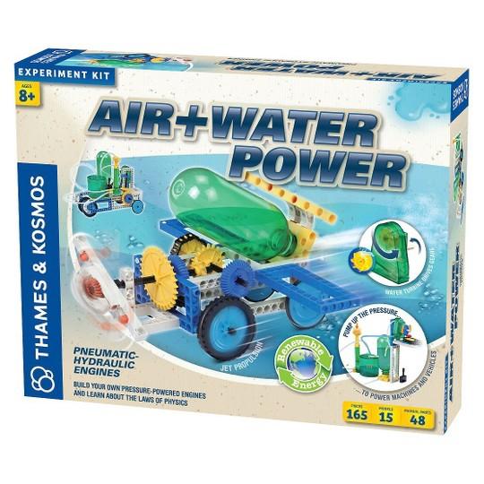 Thames & Kosmos Air + Water Power image number null