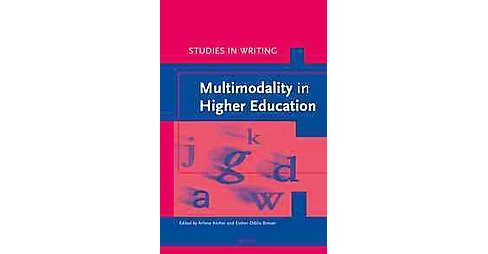 Multimodality in Higher Education (Hardcover) - image 1 of 1