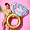 Bling Ring Pool Float - Sun Squad™ - image 3 of 3