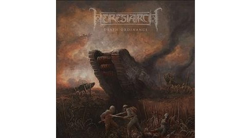 Heresiarch - Death Ordinance (CD) - image 1 of 1