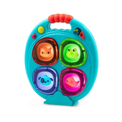 B. toys Musical Memory Game Pad - Catch-A-Sound