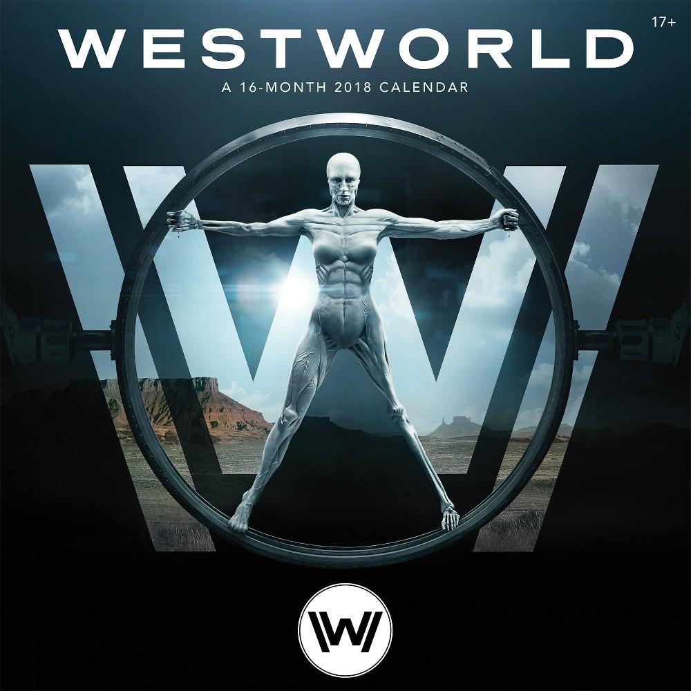 2018 Westworld Wall Calendar - Trends International, Multi-Colored