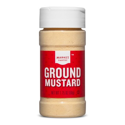 Ground Mustard - 1.75oz - Market Pantry™