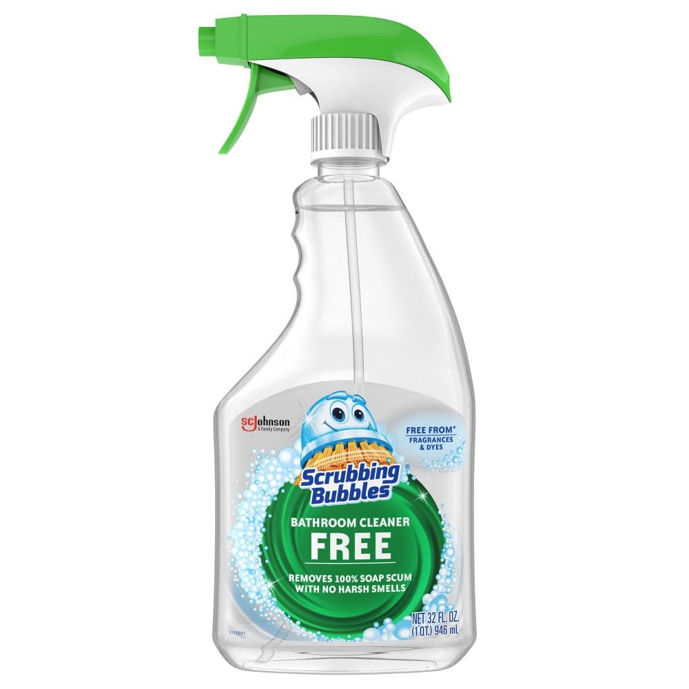 Scrubbing Bubbles Cleaner Fragrance Free Trigger - 32 fl oz