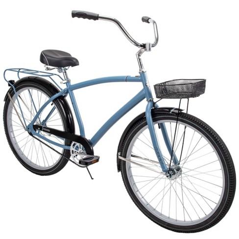 "Huffy Men's Nassau 26"" Cruiser Bike - Blue - image 1 of 4"