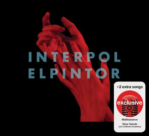 Interpol - El Pintor (Deluxe Edition) - Target Exclusive - image 1 of 1