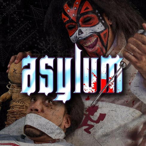 Big Hoodoo - Asylum (CD) - image 1 of 1