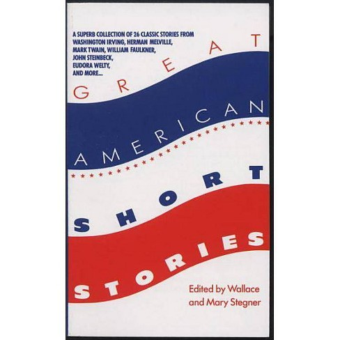 Great American Short Stories - (Paperback) - image 1 of 1